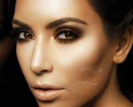 advertising: fusion beauty's illumifill & lipfusion campaign with kim kardashian
