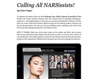 press: teen vogue features our nars social media campaign