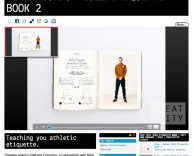 press: nike london 2012 olympics etiquette book featured on creativity online