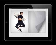 mobile app: nike supernatural women iPad app development