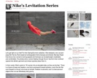 press: nike be free featured my modern met