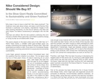 press: the daily green on nike considered
