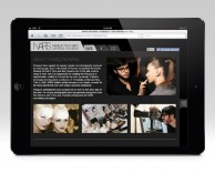 "digital: nars cosmetics ""makeup your mind"" ipad optimized website"