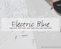 identity/naming: Charlie Electric Blue