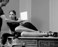 BTS: adore behind the scenes with photographer karen collins featuring anais pouliot