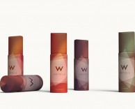 product/package design: W hotel pillow sprays