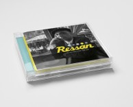 collateral: ressan album cover design