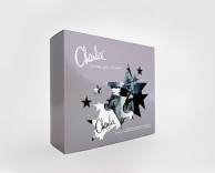 product/packaging design: revlon's charlie holiday gift set