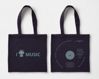 "collateral: vidflow ""music-video app"" promotional products"
