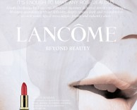 advertising: lancôme beyond beauty campaign proposal